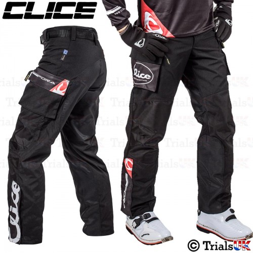 Clice Six day FORA Trials Riding Pants - Wet Weather Pant