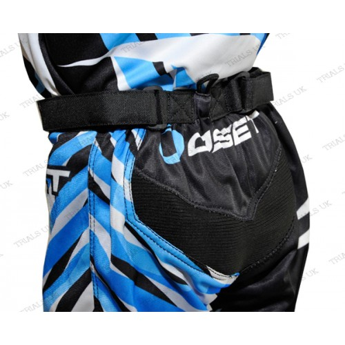 Oset Blade Youth Riding Pants - Blue