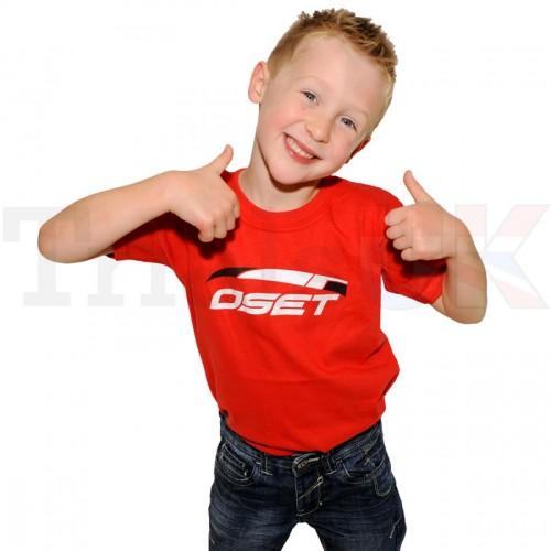 Oset Junior Red T Shirt - 11 - 13 Years