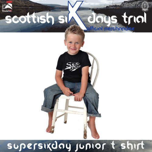 Official SSDT SUPERSIXDAYS Junior T Shirt