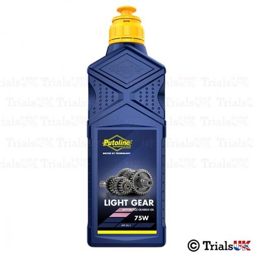 Putoline Light Gear Oil 75w - 1 Litre - Clutch/Gearbox