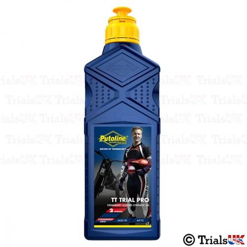 Putoline TT Trial Pro Scented 2T Premix Oil - 1 Litre