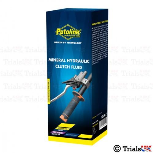 Putoline Mineral Hydraulic Clutch Fluid - 125ml