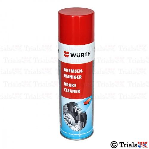 Wurth Brake Cleaner Plus - 500ml Aerosol