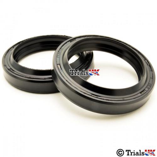 TECH 39mm Trials Fork Seals - GasGas/Sherco/TRS/Vertigo/Honda Montesa/JTG