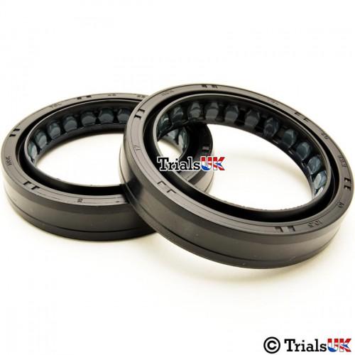 GasGas Marzocchi 40mm Trials Fork Seals - TXT Pro/Raga/Racing/Scorpa SR-Twenty/Ossa/JTG