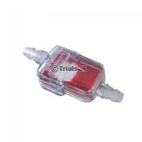 Polisport In-Line Fuel Filter - 6mm