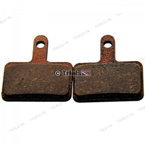 Oset Cable Brake Pads - 16.0 24V/16.0 36V/16 Eco - 2009 - 2014