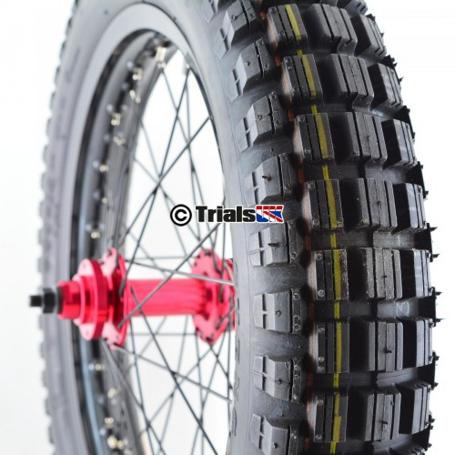 Oset Racing Competition Rear Wheel - 20 Racing/20 Eco/20 Lite