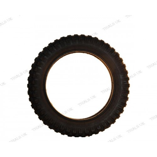 Oset 12.5 Tyre - Front Or Rear  - 2007 Onwards