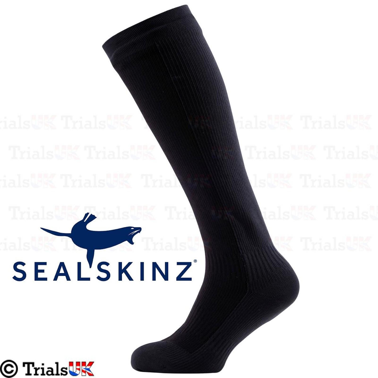 e80cd001ef2 SealSkinz Waterproof Sock - Knee Length
