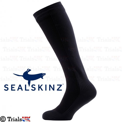 SealSkinz Waterproof Sock - Knee Length