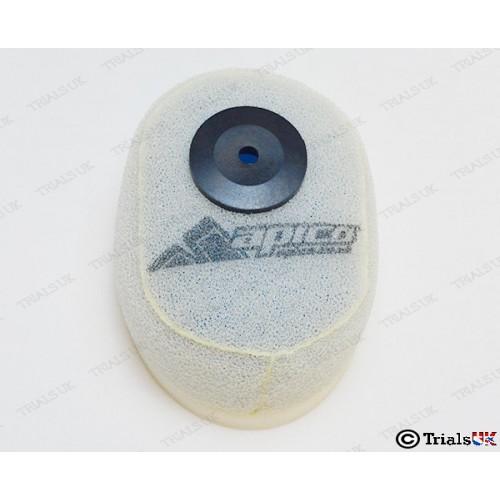 Apico GasGas Air Filter - TXT Pro/Raga/Racing/Factory/GP 2002 - Onwards