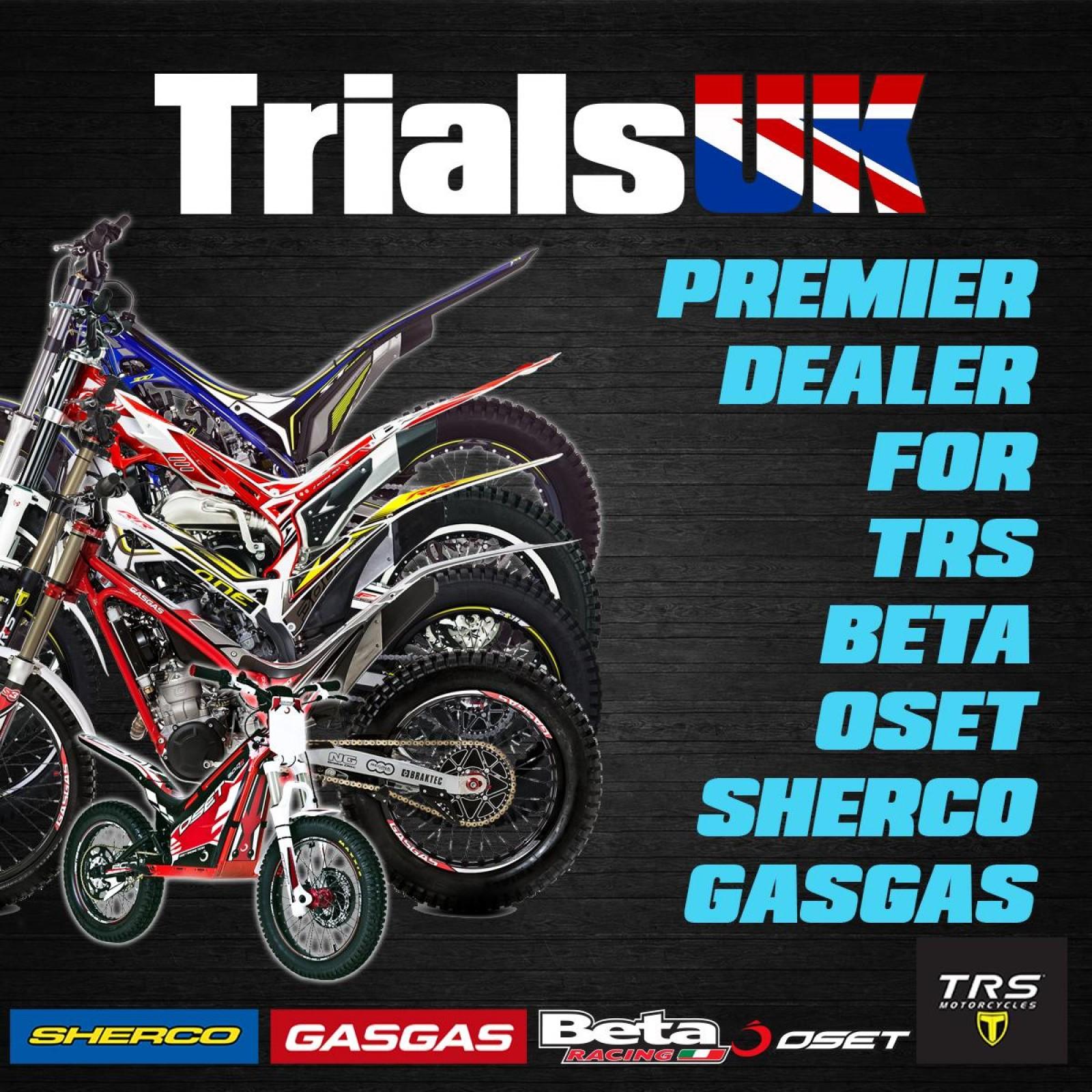 Trials Uk Tubeless Tyre Puncture Repair Kit