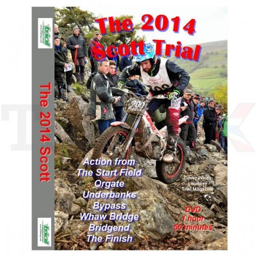 2014 Scott Trial Review DVD