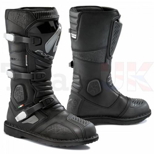 Forma Terra Boot - Off Road/Trail/Adventure Boot - Black