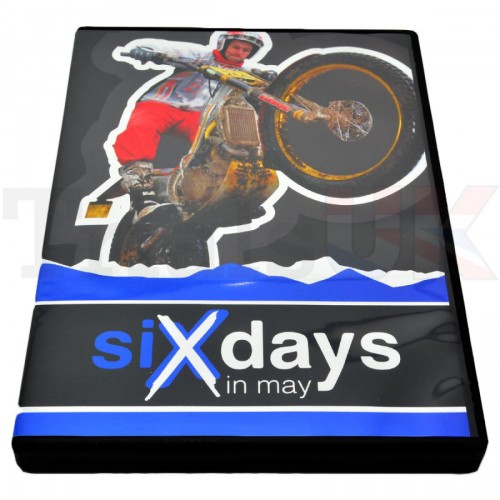Official SSDT Six Days In May Documentry DVD