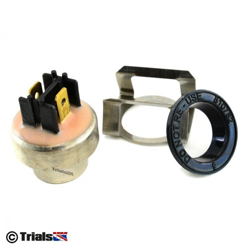 GasGas/Sherco Thermostat/Fan Switch - Inline Type