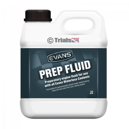 Evans Waterless Coolant Prep Fluid-2 litre