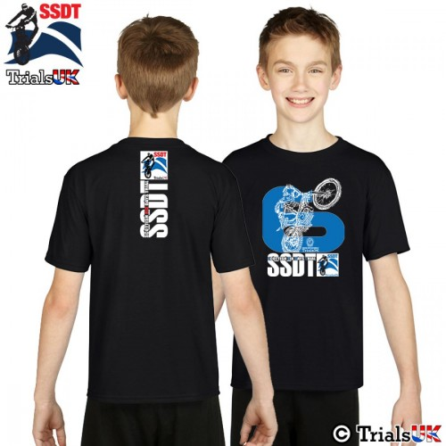 Official SSDT -THE BIG 6- Junior T Shirt