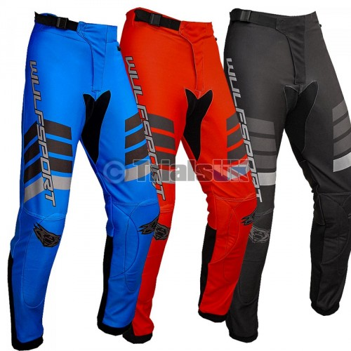 Wulf AZTEC Junior Trials Riding Pant - Available In 3 Colourways