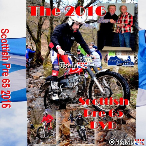 2016 Scottish PRE 65 Trial Review DVD