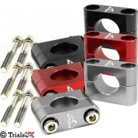 Apico Universal Trials Fat Bar Mounting Clamps
