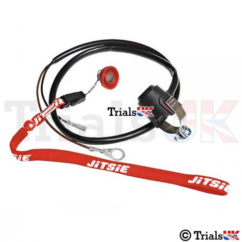 Jitsie Leonelli Magnetic Lanyard Kill Switch - Complete