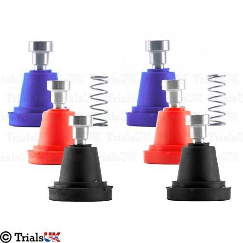 Jitsie Braktec Master Cylinder Boot Kit - In 3 Colours
