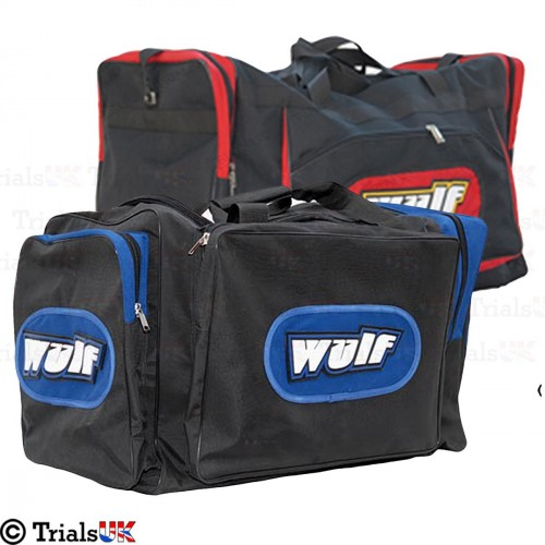 Wulf Jumbo Kit Bag - Available In 3 Colours
