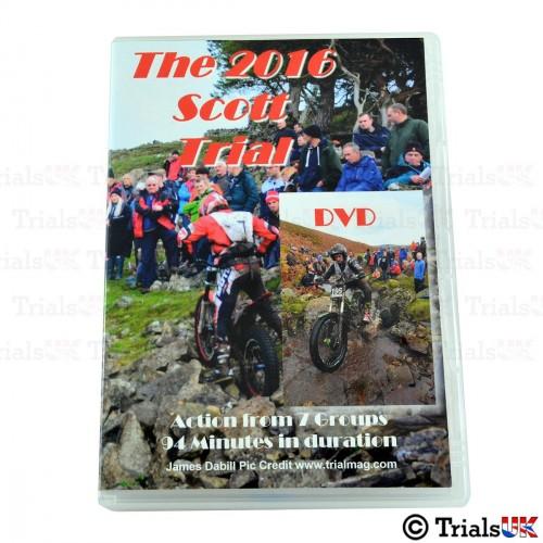 2016 Scott Trial Review DVD