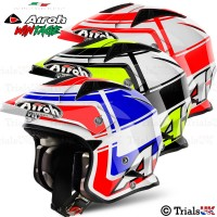 Airoh Wintage Trials Helmet - Amazing Limited Special Offer