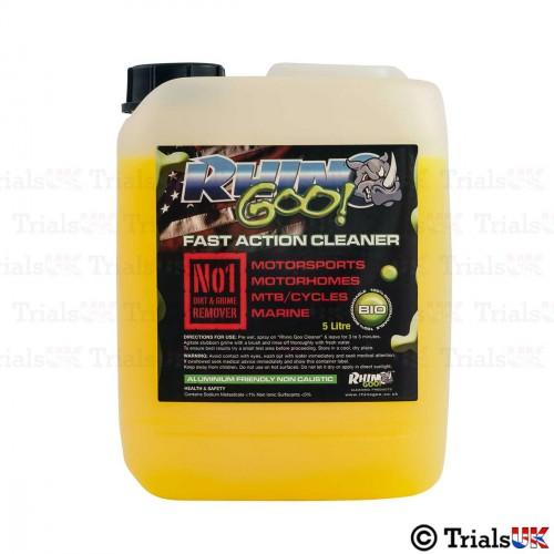 Rhino Goo Bike Wash Shampoo - 5LTR