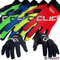 Clice Zone Trials Riding Gloves - Avaiable In 4 Colour Ways