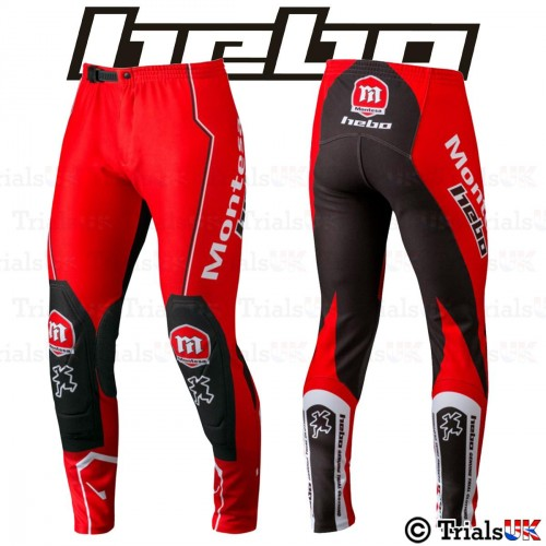 Hebo Official Montesa Classic Trials Riding Pants
