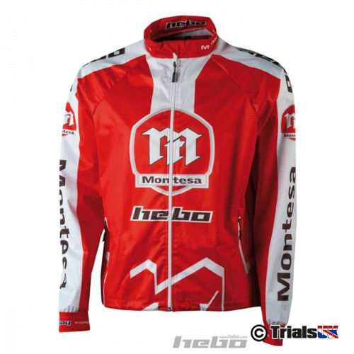Hebo Official Montesa Pro Classic Riding Jacket
