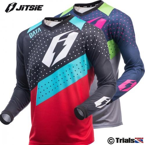 Jitsie Junior Data Trials Riding Shirt