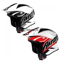 Airoh BREAKER Carbon Kev-lar Trials Helmet - In 2 Colourways