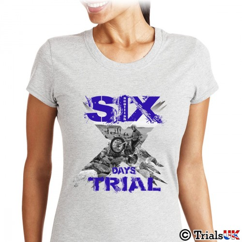 Official SSDT XTrial Adult T Shirt- ON SALE