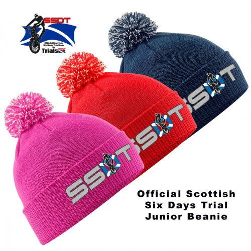 Official SSDT Junior Beanie Hat - In 2 Colours