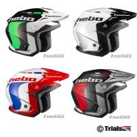 Hebo Zone 5 LIKE Trials Helmet With Visor-SPECIAL OFFER