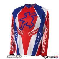 Hebo PRO Junior Trials Riding Shirt
