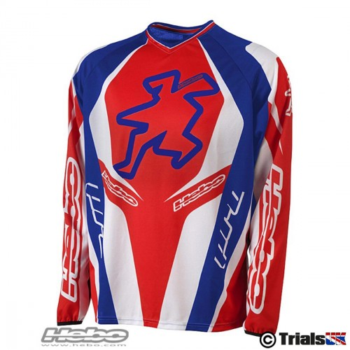 Hebo PRO Junior Trials Riding Shirt