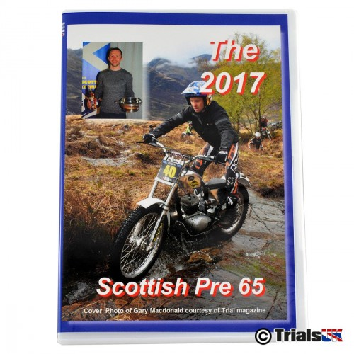 2017 Scottish PRE65 Trial Review 2 DVD