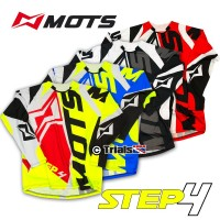 MOTS STEP 4 Trials Riding Shirt - In 5 Colour Ways