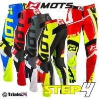 MOTS STEP 4 Trials Riding Pants - In 5 Colour Ways