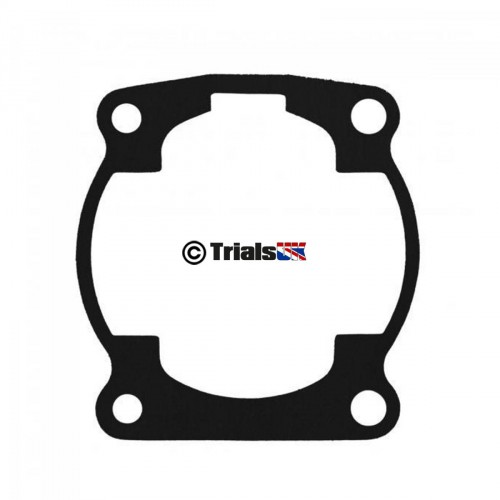 GasGas Metal Base Gasket 0.5mm - TXT Pro/Racing/Raga/Factory/GP 2002 - Onwards