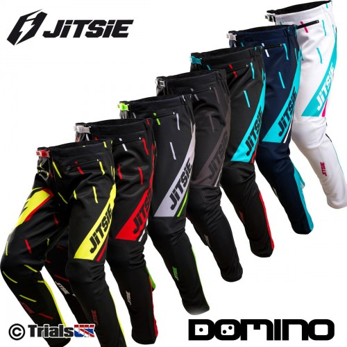 Jitsie Domino Race Fit PRO Riding Pants - Special Low Price Offer