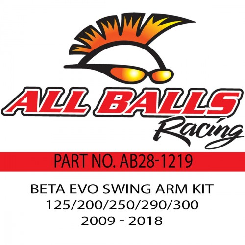 All Balls Beta Swing Arm Kit - Evo 125/200/250/290/300 - 2009 Onwards