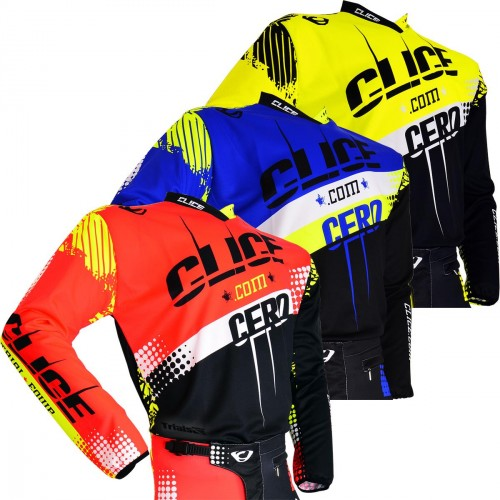 Clice CERO Spandex Flex Trials Shirt